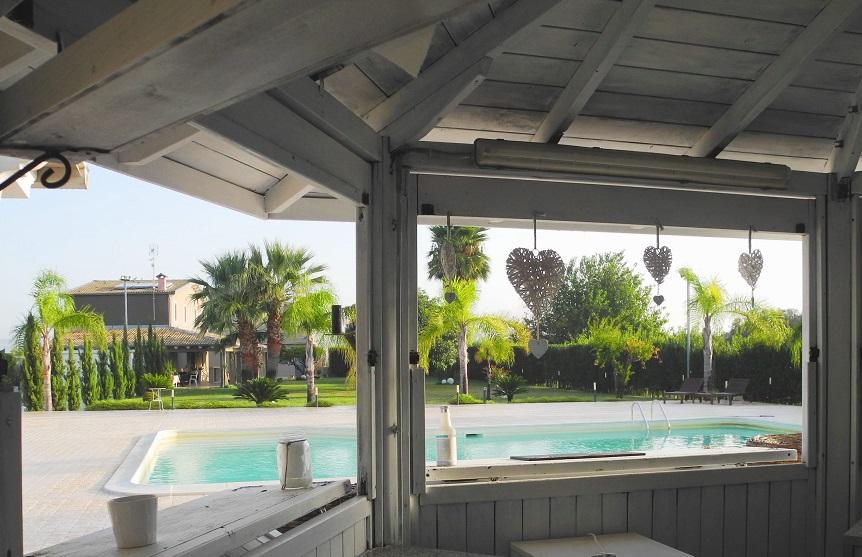 Angolo bar - piscina - Love Sicily 4